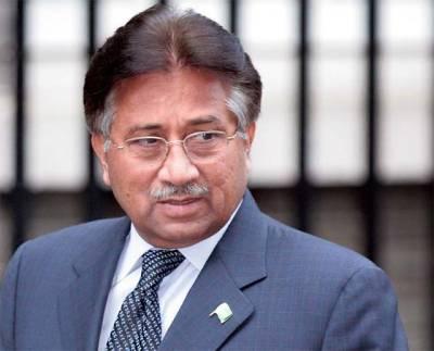 غداری کیس میں سابق آرمی چیف جنرل(ر) راحیل شریف نے مدد کی :پرویز مشرف