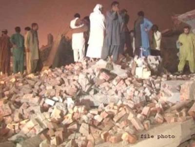 لاہور میں ایک فیکٹری کا بوائلر پھٹنے سے عمارت کی چھت گر گئی ،کئی مزدورملبے تلے دب گئے