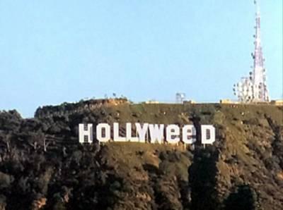 ہالی ووڈ کا یہ سائن تو آپ کو یاد ہو گا، نئے سال کے آغاز پر جب لوگوں نے گھروں سے نکل کر اسے دیکھا توحیران رہ گئے