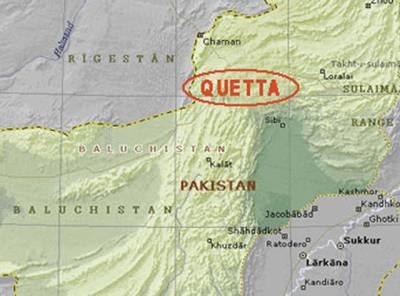 مغربی بائی پاس پر ایف سی کے قافلے کے قریب دھماکہ، 6 اہلکار زخمی