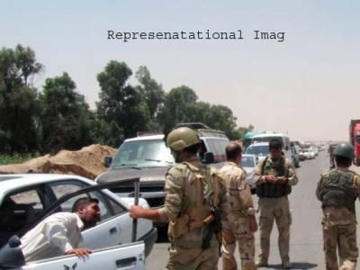 عراق میں داعش کا چیک پوسٹ پر خودکش حملہ، 8 افراد ہلاک