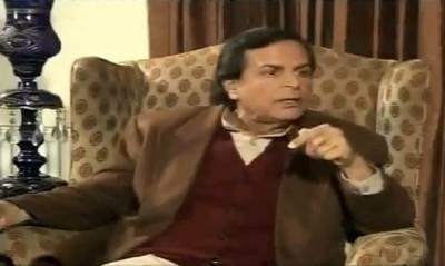 پاکستان میں سیاسی طورپر کمزور کمانڈر انچیف چن کر لگایاجاتاہے : جاوید ہاشمی