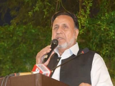 حکومت لوگوں کے جان و مال کے تحفظ میں ناکام ہوچکی ہے:میاں محمود الرشید