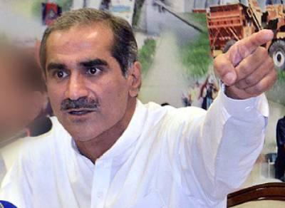 گوادر پورٹ پاکستان کا مستقبل،ریلوے لائن کو شمالی علاقوں تک پھیلایا جائے گا: خواجہ سعد رفیق