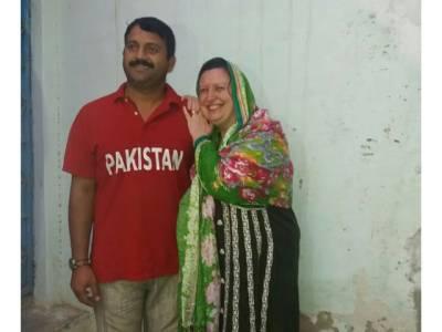 فرانسیسی خاتون پاکستان آگئی، شادی کی خواہش ظاہر کی تو میں نے اسلام قبول کرنے کا مطالبہ کیا جوفوری قبول ہوگیا: عمیر احمد