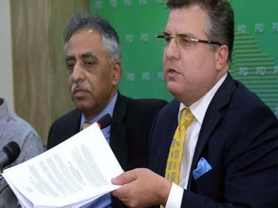 نعیم بخاری نے کہا تھا کہ اگر اخباری تراشے استعمال کریں تو ان کا لائسنس کینسل کردیا جائے,دانیال عزیز