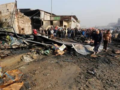 عراقی فورسز کی داعش کیخلاف پیشرفت،دریائے دجلہ کے کنارے پہنچ گئیں ، 2خود کش دھماکوں میں 20 افراد جاں بحق