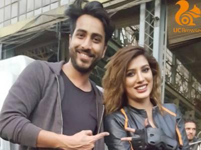 یوسی ویب پاکستان میں بھی اپنا براﺅزر لانچ کرنے کو تیار، مہوش حیات بھی مہم کا حصہ بن گئیں