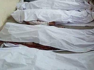 آزاد کشمیر کے علاقے باغ میں ٹرک سکول میں گھس گیا ، 4طالبات اور ٹیچر جاں بحق,2زخمی