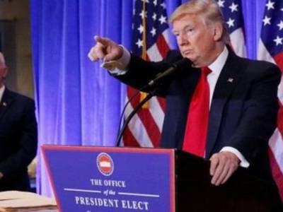 """""""مسز کلنٹن جہنم جیسی قصوروار ہیں""""ڈونلڈ ٹرمپ نے توپوں کا رخ ہیلری کلنٹن کی جانب موڑ دیا"""