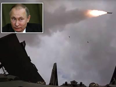 امریکہ کے سب ہتھیاروں سے زیادہ طاقتور! روس نے ایسے خطرناک ترین ہتھیار کی ویڈیو جاری کردی کہ امریکی فوج میں کھلبلی مچ گئی