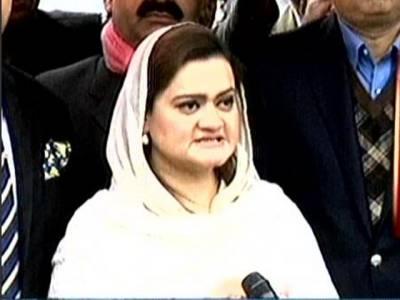 عمران خان کو جھوٹے الزامات پر شریف خاندان سے معافی مانگنا پڑیگی :مریم اورنگزیب