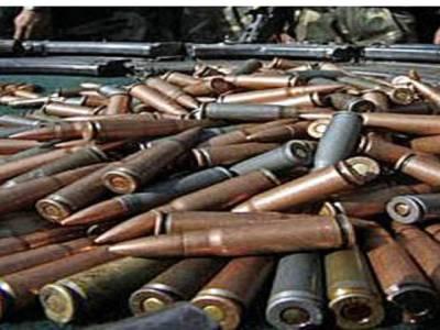 ایف سی بلوچستان کا کالعدم تنظیم بلوچ لبریشن آرمی کے خفیہ ٹھکانوں کےخلاف آپریشن، بھاری مقدار میں اسلحہ و بارود برآمد