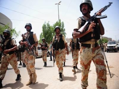 وزیراعلیٰ سندھ نے رینجرز کے 90 روز ہ خصوصی اختیارات کی سمری پر دستخط کردیئے