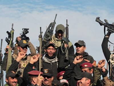 موصل پر عراقی فوج کا قبضہ، داعش کے کارکنوں نے موت کے بعد 'قبر' سے ایسی مشکل کھڑی کردی کہ دھڑا دھڑ شہریوں اور فوجیوں کی لاشیں گرنے لگیں