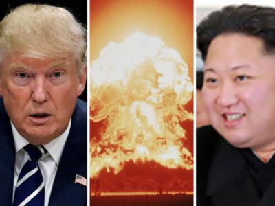 امریکہ کی صدارت سنبھالنے کے موقع پر ٹرمپ کے لئے ایٹم بم کا 'تحفہ'