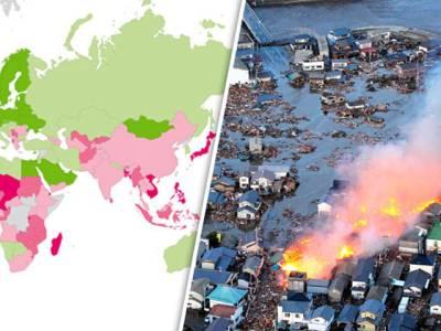 2017ءمیں کن ممالک میں سب سے خطرناک قدرتی آفات آنے والی ہیں؟ سائنسدانوں نے سب سے خوفناک پیشنگوئی کردی، جان کر آپ بھی پریشان ہوجائیں گے