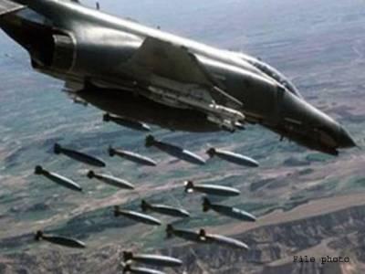 امریکی طیاروں کی لیبیامیں داعش کے ٹھکانوں پربمباری،درجنوں دہشت گردہلاک