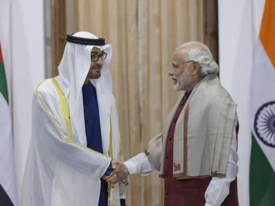 بھارت اور متحدہ عرب امارات انتہائی قریب آگئے، ایسا معاہدہ ہوگیا جس کی تاریخ میں مثال نہیں