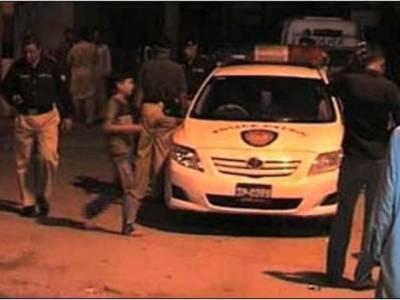 کشمور : کچے کے علاقے میں پولیس مقابلہ ، 1اہلکار شہید ، 3زخمی