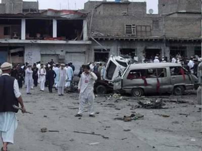 پاراچنار: عید گاہ مارکیٹ کے قریب دھماکہ ،25افراد شہید, 50سے زائد زخمی