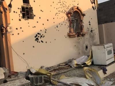 جدہ:شدت پسندوں نے سکیورٹی فورسز سے جھڑپوں کے دوران خود کو دھماکے سے اڑالیا,ویڈ یو منظر عام پر آگئی