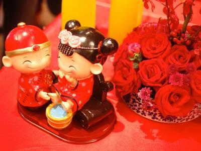 دوسری شادی پر دھوم دھڑکا کرنیوالے جیل جائیں گے : چین میں نیا قانون نافذ