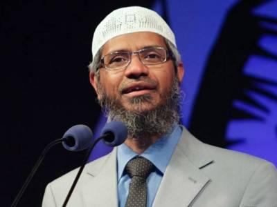 ڈاکٹر ذاکر نائیک کے خلاف بھارتی خفیہ اداروں نے ایک اور گھٹیا سازش تیار کر لی ،بی جے پی لیڈروں کو قتل کرنے کی مبینہ سازش کے الزام میں گرفتار مسلمان کا تعلق عالمی اسلامی مبلغ سے جوڑ دیا