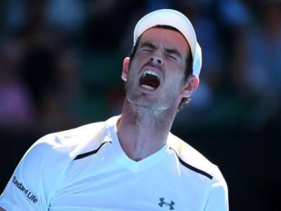 آسٹریلین اوپن کے چوتھے راؤنڈ میں اپ سیٹ شکست, عالمی نمبر ایک ٹینس سٹار اینڈی مرےایونٹ سے باہر ہو گئے