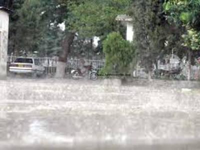 نصیرآباد میں ممکنہ بارشوں کے پیش نظر تمام محکمے ہائی الرٹ، آفیسران اور ملازمین کی چھٹیاں منسوخ