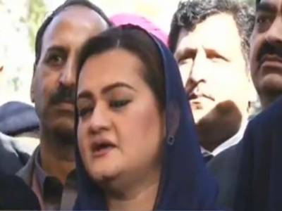 """""""پارلیمنٹ میں ہنگامہ آرائی کے پیچھے عمران خان کی انتشار والی سوچ ہے""""مریم اورنگزیب"""