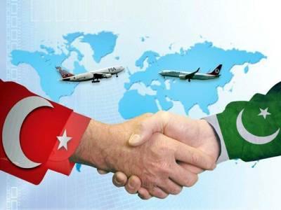 پی آئی اے اور ترکش ائیرلائنز کے درمیان منسلک پروازوں میں تعاون بڑھانے کا معاہدہ ہو گیا