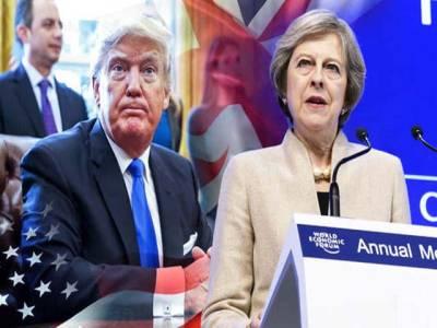 ''پیوٹن سے ہوشیاررہیں''برطانوی وزیراعظم کا امریکی صدر کو مشورہ