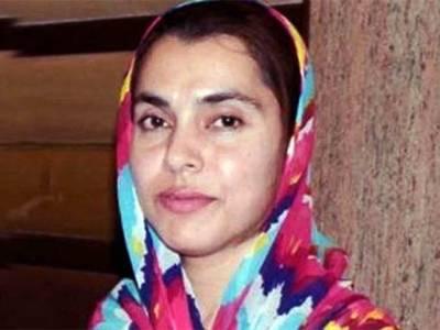 عائشہ ممتاز کو اینٹی کرپشن نے کلین چٹ دے دی