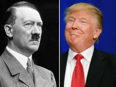 ڈونلڈ ٹرمپ نے بھی وہ کام کر ڈالا جو اس سے پہلے صرف ہٹلر نے کیا تھا، دنیا بھر میں کھلبلی مچ گئی
