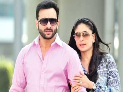 فلم میں باورچی کا کردار نبھانے والے سیف علی خان نے کرینہ کو بھی اپنے ہاتھوں کے بنے کھانے کھلانا شروع کردیے