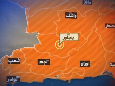 پنجگور: ایرانی بارڈر فورس نے پاکستانی حدود میں 5 گولے داغے، جانی نقصان نہیں ہوا