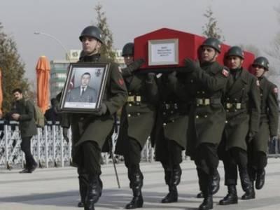 شام میں روسی طیاروں کی بمباری سے 3ترک فوجی شہید اور11زخمی ،صدر پیوٹن نے معذرت کر لی