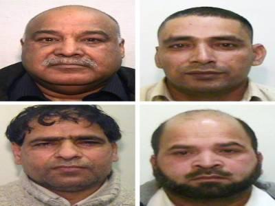 برطانیہ: 'جنسی کاروبار' میں ملوث 4 پاکستانیو ں کی شہریت منسوخ،ڈی پورٹ کرنے کا حکم