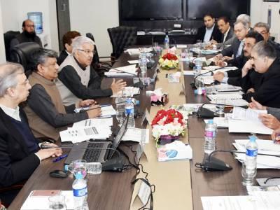 وزارت پانی وبجلی کے اجلاس میں نیپرا ایکٹ میں ترامیم کرنے پر اتفاق