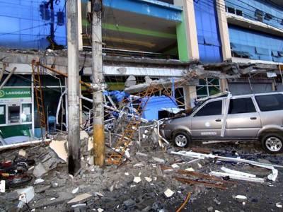 جنوبی فلپائن میں 6.5شدت کا زلزلہ ، 3افراد ہلاک ، متعدد زخمی
