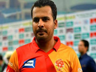 پی ایس ایل ،بکیز نے شرجیل خان کو دو گیندیں روکنے کے لیے 20لاکھ روپے دئیے