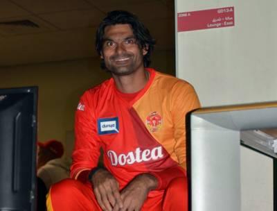محمد عرفان کو فکسنگ سکینڈل سے کلیئر کر دیا گیا، اسلام آباد یونائیٹڈ کی ٹیم کا حصہ رہیں گے