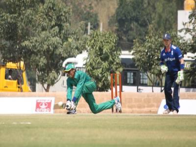 ورلڈ بلائنڈ ٹی 20 :پاکستان نے سیمی فائنل میں انگلینڈ کو شکست دیدی،فائنل میں بھارت سے ٹاکرا ہوگا