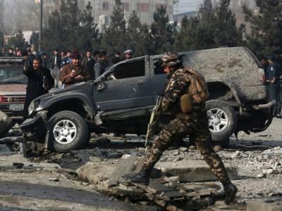 افغانستان کے صوبے ہلمند میں امریکی فوجی قافلے پر حملہ ،3فوجی ہلاک،5شہری شہید ، 9زخمی