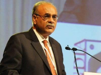 پی ایس ایل میں اب کسی اورکھلاڑی کو معطل نہیں کیا جائے گا بلکہ ایکشن ہو گا: نجم سیٹھی