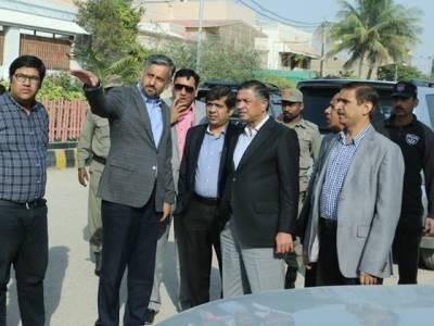 شہر میں ترقیاتی کاموں کے لئے نجی شعبے کے تجربے اور مہارت سے استفادہ کیا جائے گا: ڈپٹی میئر کراچی ڈاکٹر ارشد وہرہ