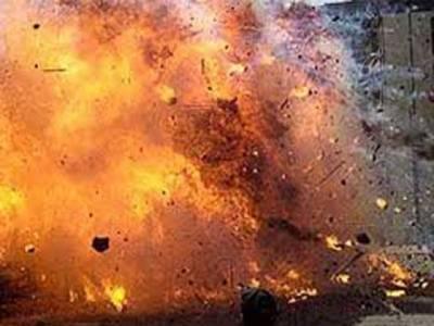 باجوڑ ایجنسی،سڑک کنارے نصب بم پھٹنے سے 5 سکیورٹی اہلکار زخمی