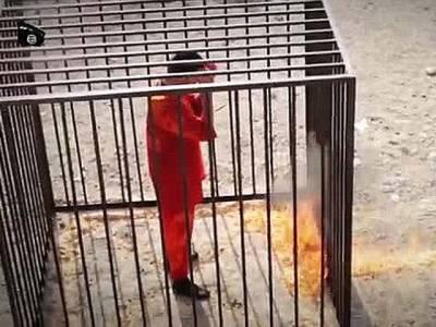 'اس کے پنجرے کو آگ لگانے سے پہلے اس سے کہا تھا کہ۔۔۔' 2 سال قبل اردن کے اس پائلٹ کو جلانے والا داعش کا کارکن منظر عام پر آگیا، ایسا انکشاف کردیا کہ جان کر آپ بھی کانپ اٹھیں