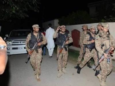سیکیورٹی اداروں اور پولیس کا اسلام آباد میں سرچ و کومبنگ آپریشن،200سے زائد گھر وں کی تلاشی، افغانیو ں سمیت 16مشتبہ افراد گرفتار